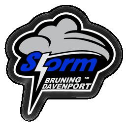 Bruning-Davenport Storm