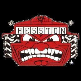 Hesston Swathers
